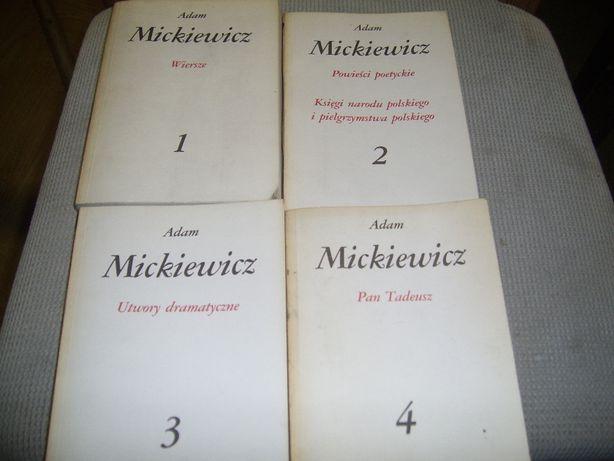 A.Mickiewicz -różne
