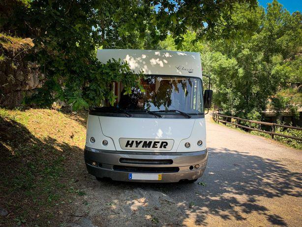 Autocaravana Hymer B655 Classic