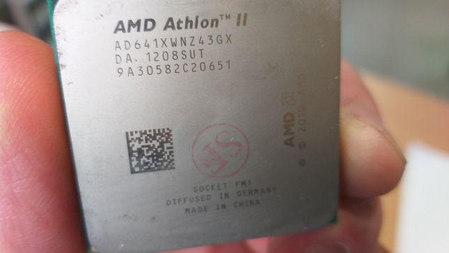 Процессор 4-х ядер sFM1 AMD Athlon X4 641 2.8GHz/4MB в отл. сост.