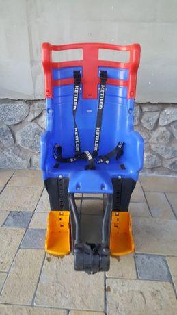 Детское вело-кресло (вело-крісло) Kettler