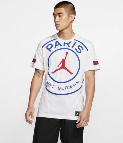 футболка Jordan x Paris Saint-Germain ОРИГИНАЛ (PSG) рр S,M,L