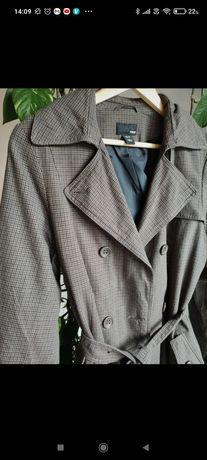 Trencz płaszcz Vintage rozm 44/46