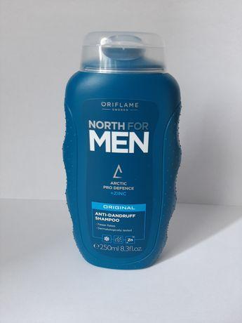 Szampon przeciwłupieżowy North for Men Original