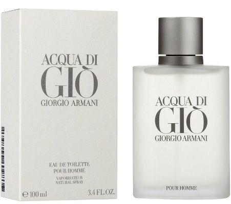 Armani Acqua di Gio Pour Homme. Perfumy męskie. EDT. 100 ml PREZENT