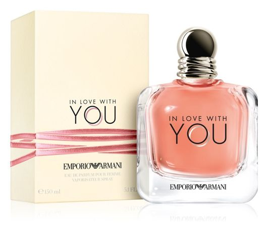 Perfumy Armani Emporio In Love With You 50ml oryginał !!