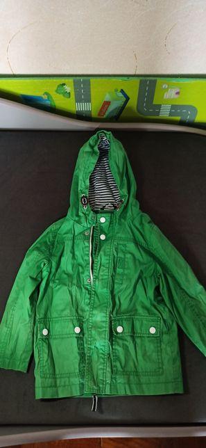 Куртка, вітровка на хлопчика 4-5 років