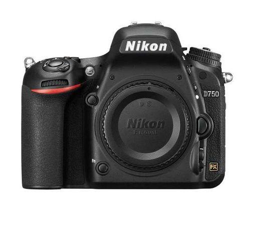 Aluguer de Nikon D750, 40€/dia