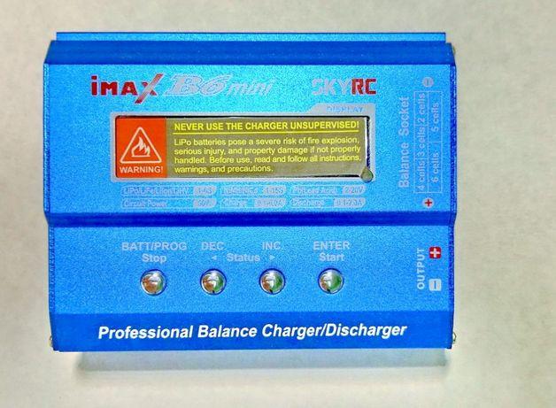 IMAX B6 mini SkyRC 60W 6A original зарядное устройство