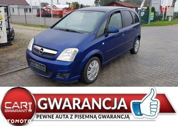 Opel Meriva 1.6 Benzyna 105 Km, Klimatyzacja