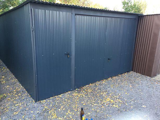 SPRZEDAM Garaż blaszany 4x6