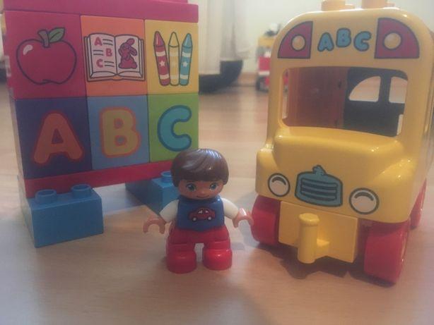 Lego Duplo 10603 Autobus Szkolny