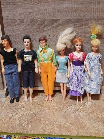 Кукла Барби беременная,  Кен, Кэн, мужчина, парень,  Barbie, пакет