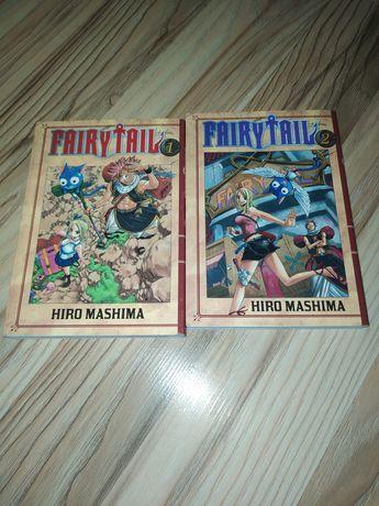Fairy tail manga, mangi