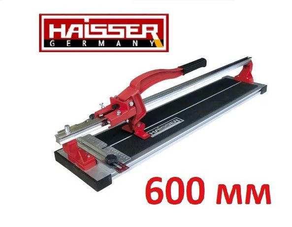 Плиткорез монорейковий Haisser 600 мм