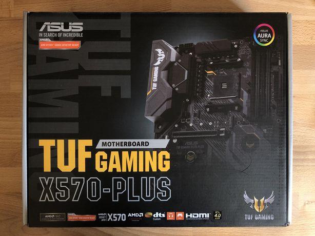 Motherboard Asus Tuf Gaming c570-plus