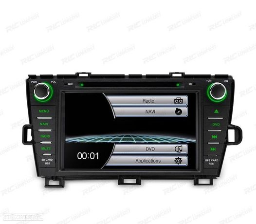 "AUTO RADIO 8"" TOYOTA PRIUS 09-13 USB GPS TACTIL HD"