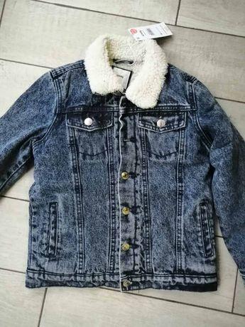 Курточка для мальчика, новая 134 см