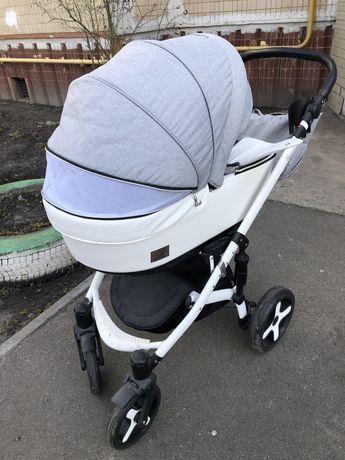 Срочно!Продаю нашу коляску Elegance Baby Pram 2в1
