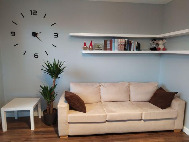 Sofa 3 osobowa zamszowa
