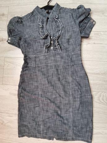 Sukienka-tunika 42 XL