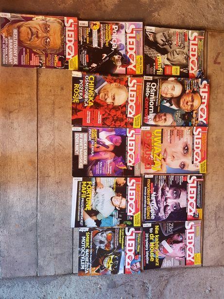 Gazeta Śledczy Historia Mafia Gangi