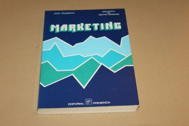 Marketing// John Stapleton