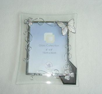 Эффектный подарок. Фоторамка Glass Collection, Mil London, Англия