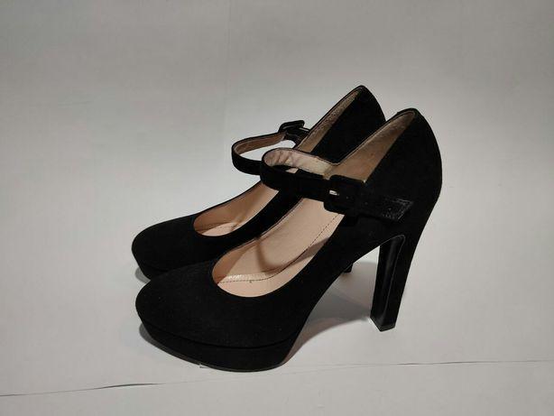 Женские кожаные туфли Guglielmo Rotta