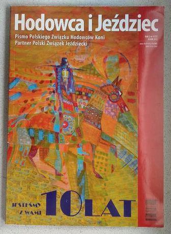 Hodowca i Jeździec nr 35 jesień 2012 numer jubileuszowy kwartalnik