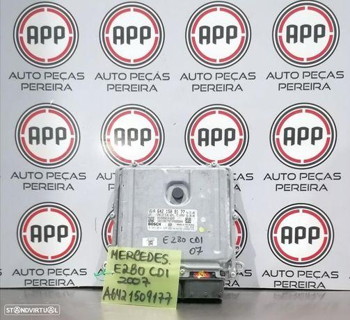 Centralina motor Mercedes W211, 280 CDI referência A6421509177.