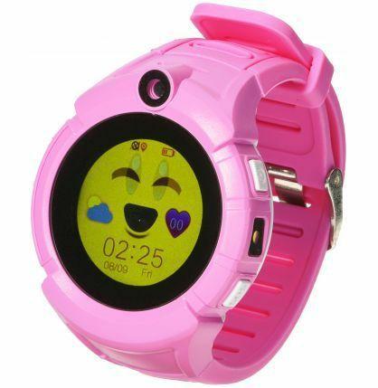 Smartwatch GARETT Kids 5 Różowy. Nowy