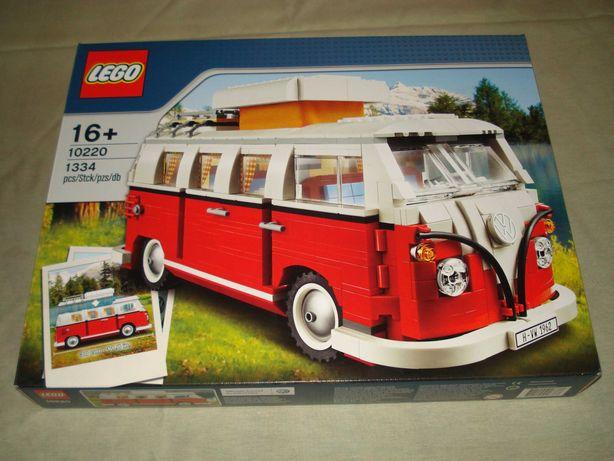 Lego 10220 Carrinha VW Volkswagen T1 Pão de Forma nova na caixa