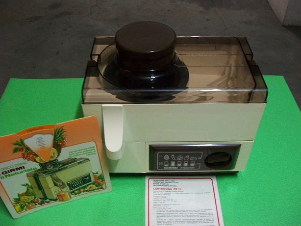 centrifugadora Girmi naturista