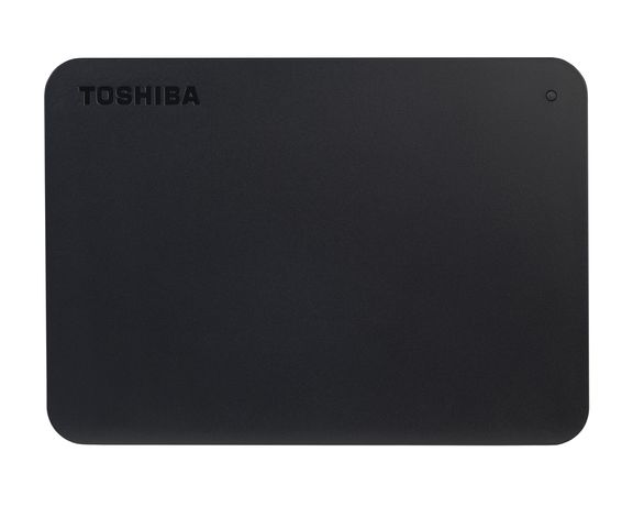 "Накопитель внешний HDD 2.5"" USB 500GB Toshiba Canvio BasicsBlack"