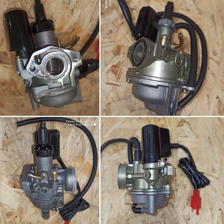 Карбюратор на скутер Honda Tact AF 16 24 30 31 38 51 Хонда Такт