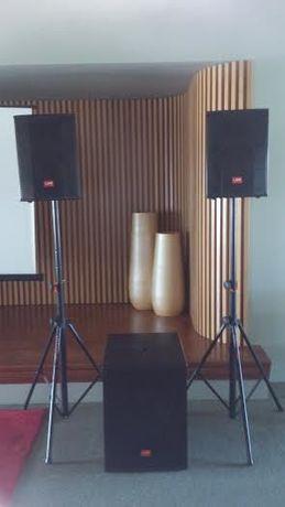 Triflex Lem 1200wts rms amplificado