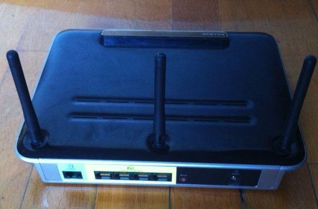 Belkin N1 Wireless ADSL2 + Modem Router