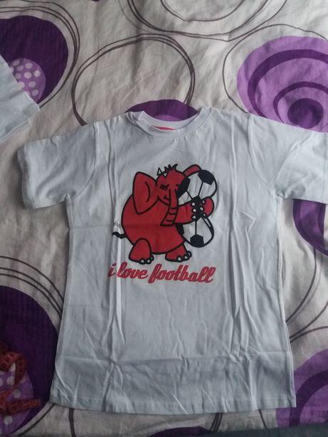 Bluzka dziecięca dla dziewczynki 146 152
