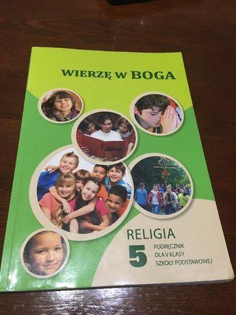Podręcznik do religii, klasa 5 Wierzę w Boga