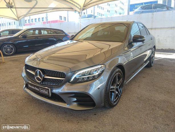Mercedes-Benz C 300 ver-de-amg-line
