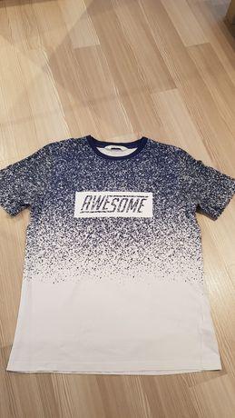 T-shirt chłąpięcy HM rozm 158/164