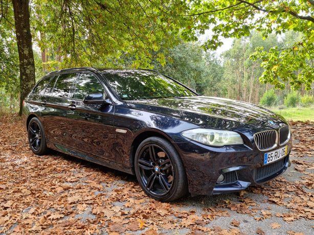 BMW 520d Touring Pack M original full extras
