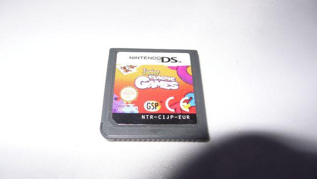 Gra do Nintendo DS Junior Classic Games