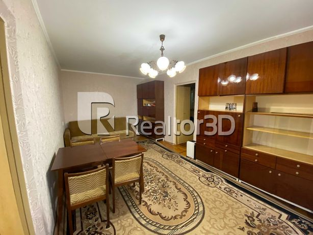 Продам 3к квартиру на Победе, пр-т Героев 11 за Гермесом