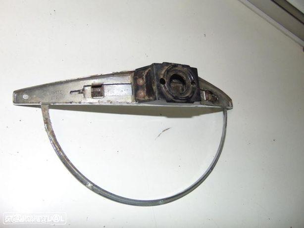 Opel Rekord antigos centro de volante