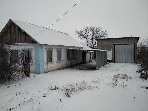 Продам Дом с Гаражом под СТО+ПАЙ 9.600гектар