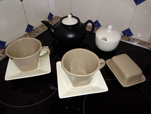 Conjunto para chá