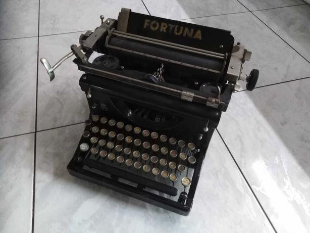 Zabytkowa maszyna do Pisania FORTUNA antyk