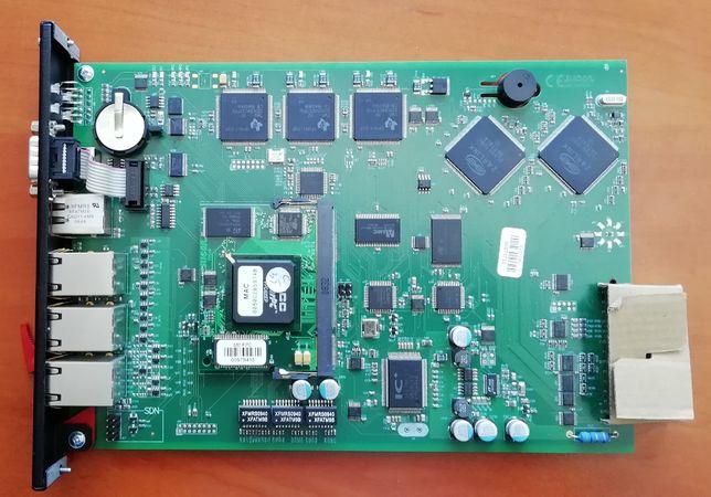 Silican Sterownik Główny MAC1MPUv1 Submodul SM.PPC-64 equipment