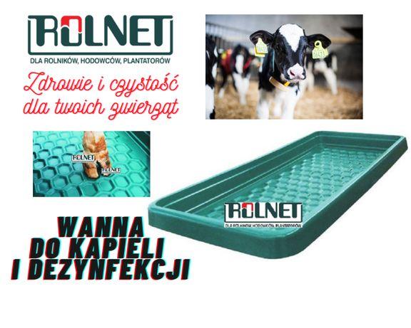 WANNA SUEVIA dezynfekcja dla bydła i owiec 200x90x15 cm